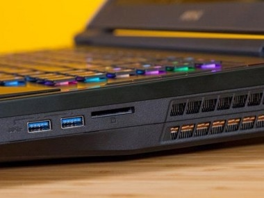 [GALLERIA] MSI GT75VR Titan Pro