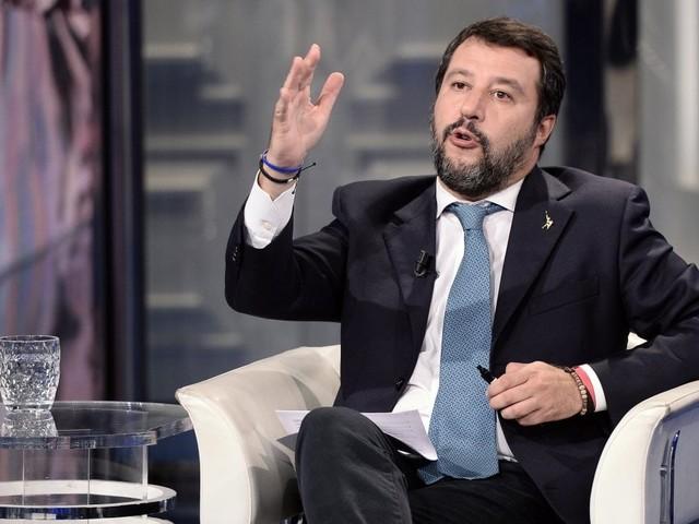 """Salvini: """"Io sindaco di Milano? Mi piacerebbe, prima o poi"""""""