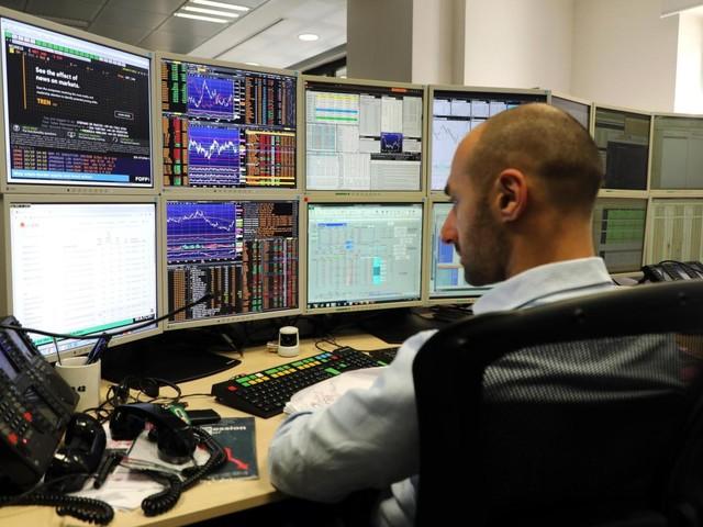 Borse europee in frazionale calo