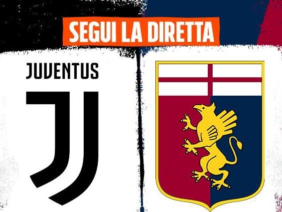 Juventus-Genoa 2-0 la diretta LIVE Coppa Italia, gol di Kulusevski e Morata