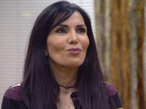 Fariba Tehrani attacca il GF Vip e parla di Giulia e Francesco