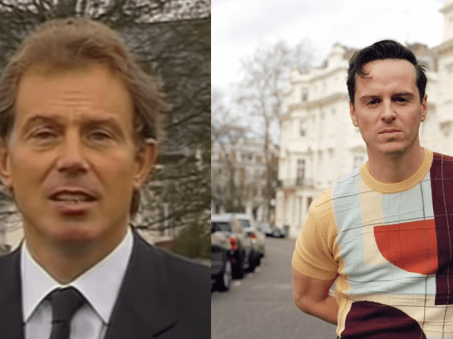 The Crown 5, Andrew Scott sarà Tony Blair?