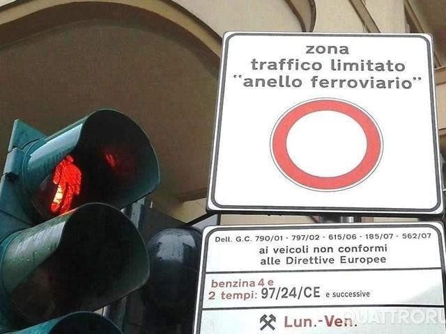 Diesel e non solo - Anche a Roma scattano i blocchi