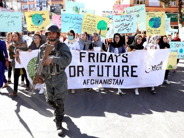 La Nuova Zelanda invasa dallo sciopero climatico. Manifestazioni in tutta l'Asia-Pacifico e anche in Afghanistan (FOTOGALLERY)