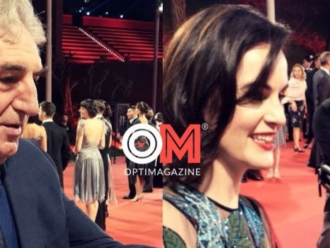 Il cast di Downton Abbey alla Festa del Cinema di Roma per la première del film: foto e video dal red carpet