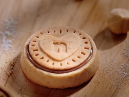 La canzone della pubblicità Nutella Biscuits
