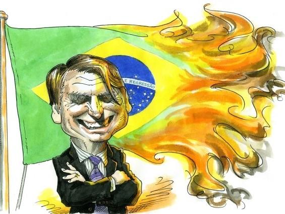 Amazzonia: «Il serpente si sta mangiando la coda»