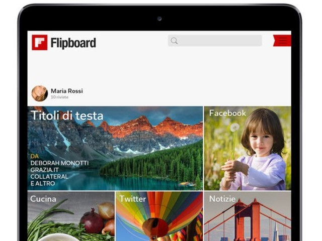 Flipboard: La tua rivista sociale di notizie si aggiorna alla vers 4.2