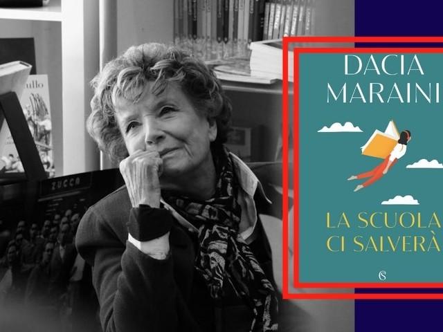 """""""Non siamo i padroni del mondo"""". Intervista a Dacia Maraini"""