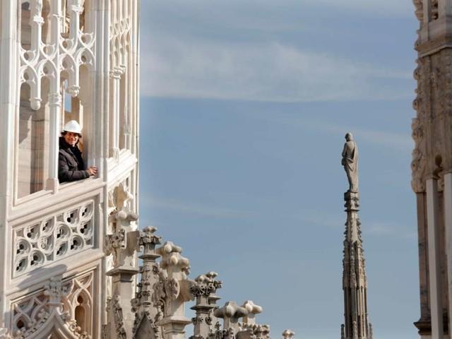 Alberto Angela: con Ulisse scala gli ascolti e il Duomo di Milano