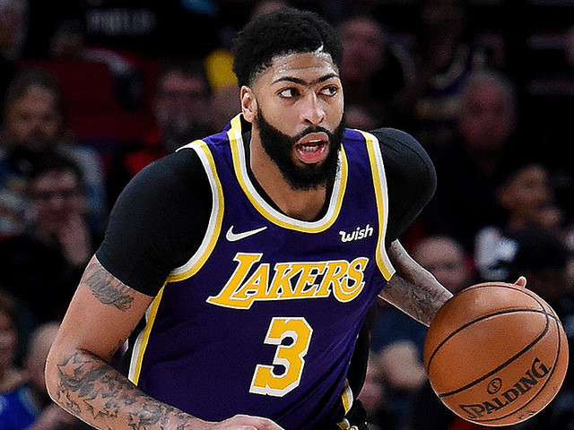 Anthony Davis Returning To Lakers Lineup Vs. Celtics; Walker, Brown Expect To Play For Boston