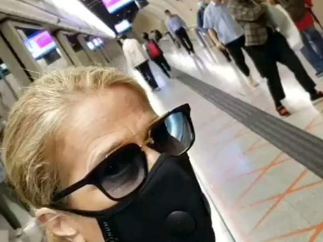 "Coronavirus, Heather Parisi nega seconda quarantena a Hong Kong: ""Qui non c'è stata nemmeno la prima"""