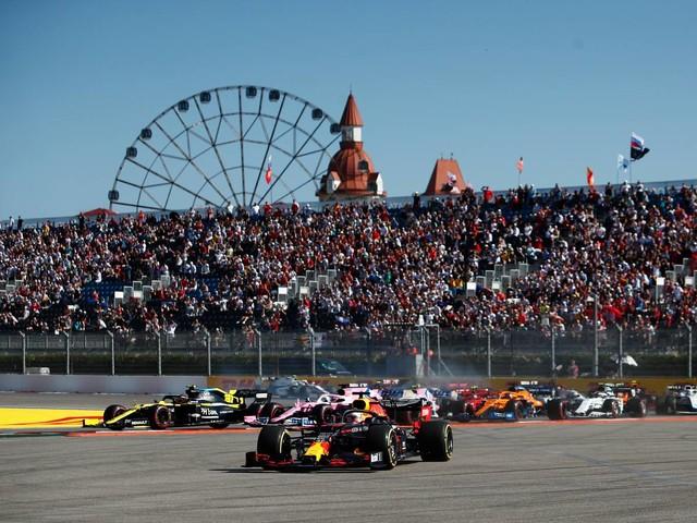 Formula 1 - Round 15: il Gran Premio di Russia