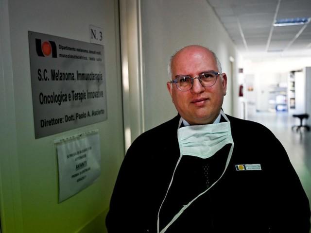 Paolo Antonio Ascierto: «Non abbandoniamo la ricerca, è la nostra arma migliore»