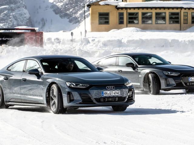 Il brand e-tron esalta le strategie elettriche di Audi