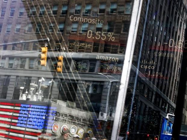 Wall Street apre in calo,Dow Jones -0,7%