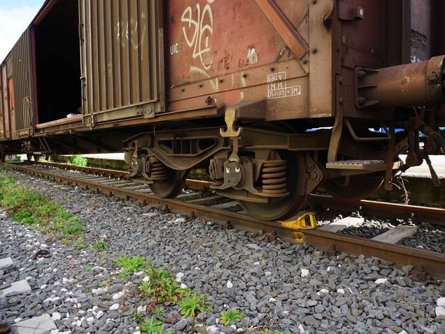La nuova vita di un vecchio vagone ferroviario
