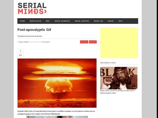 Post-apocalyptic Gif