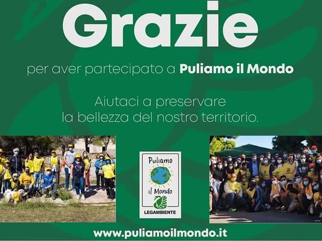 Il bilancio di Puliamo il Mondo 2020: 300 mila partecipanti per ripulire l'Italia dai rifiuti