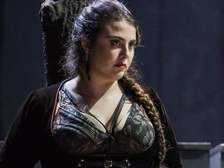 Roberta Mantegna al Teatro dell'Opera: «Canto Verdi e sogno un duo con Baglioni»