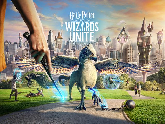 Harry Potter Wizards Unite, è finalmente disponibile il gioco ispirato a Pokémon Go