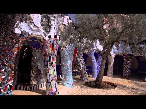 Il giardino dei Tarocchi, Capalbio (GR)
