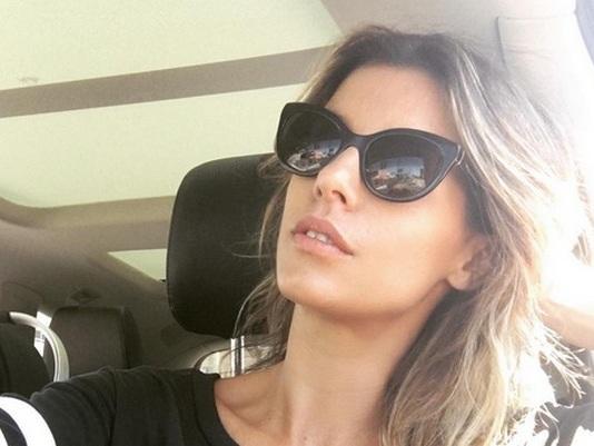 """Elisabetta Canalis: """"Non voglio invecchiare negli Stati Uniti"""""""