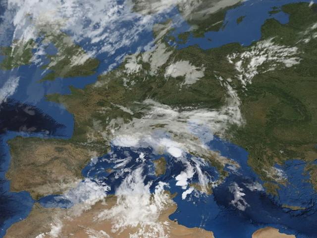 Previsioni del tempo del 16 ottobre 2018 in collaborazione con Arpal Liguria