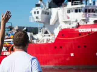 Altri 34 migranti a bordo della Ocean Viking