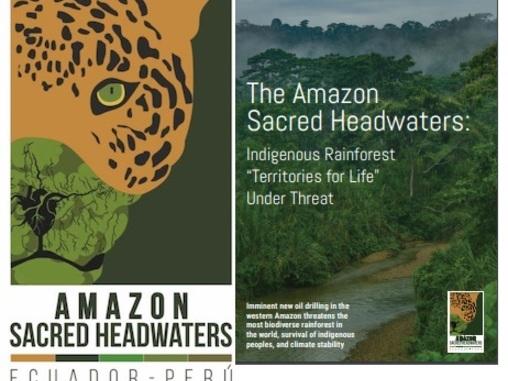 Gli indios denunciano il boom petrolifero nelle sacre sorgenti del Rio delle Amazzoni