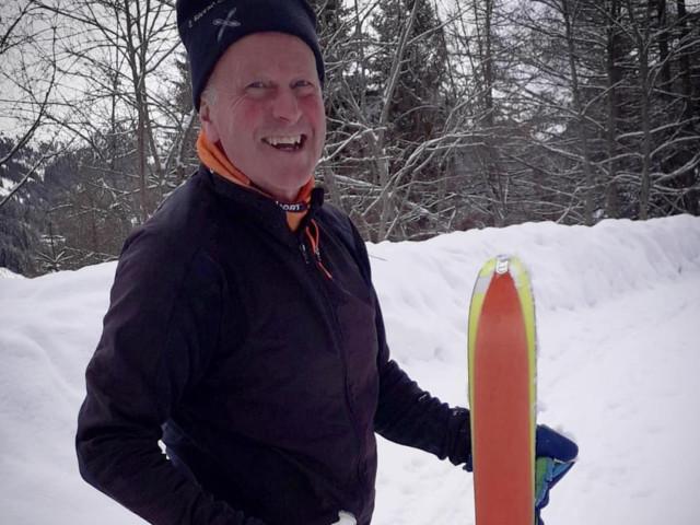 Vittima della valanga, addio a Claudio Gadler di Pergine, sportivissimo ed amante della montagna