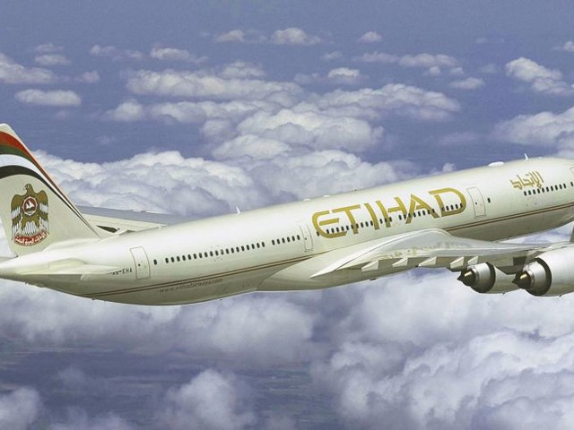 Etihad Airways riduce le perdite nel 2017