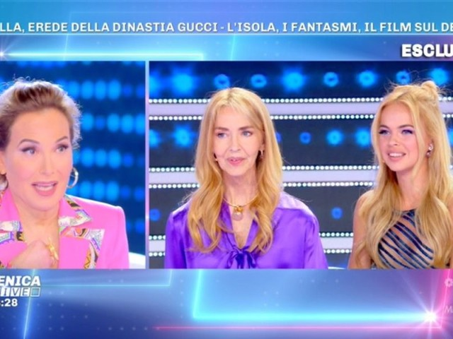 Drusilla Gucci e Barbara d'Urso, i retroscena sulle avances del Visconte