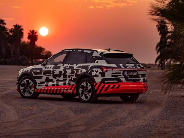 Alluminio sostenibile per l'alloggiamento delle batterie dell'Audi e-tron
