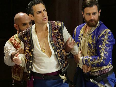 Flórez a Pesaro: «Cantare Rossini? Questione di fisico»