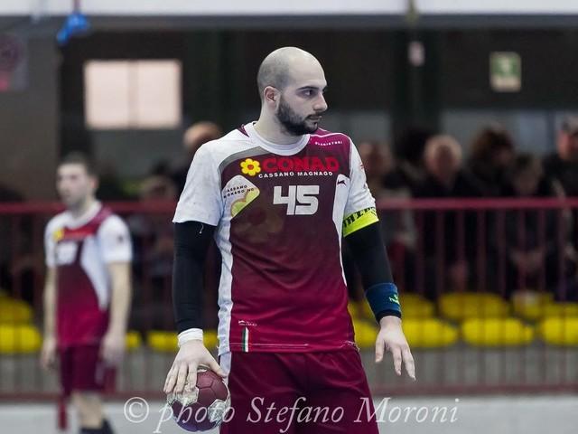"""A1M – Dopo la vittoria contro Bolzano, Capitan La Mendola: """"La squadra è il nostro punto di forza, uno vale l'altro"""""""