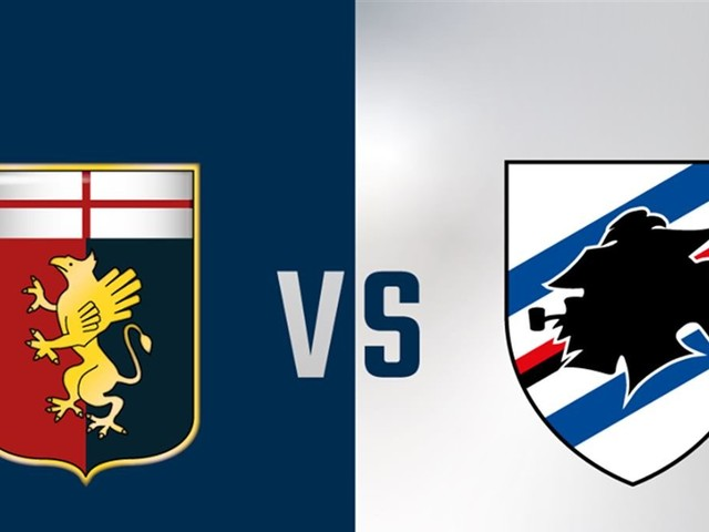 Genoa-Sampdoria 0-1: è Gabbiadini a decidere il derby della lanterna