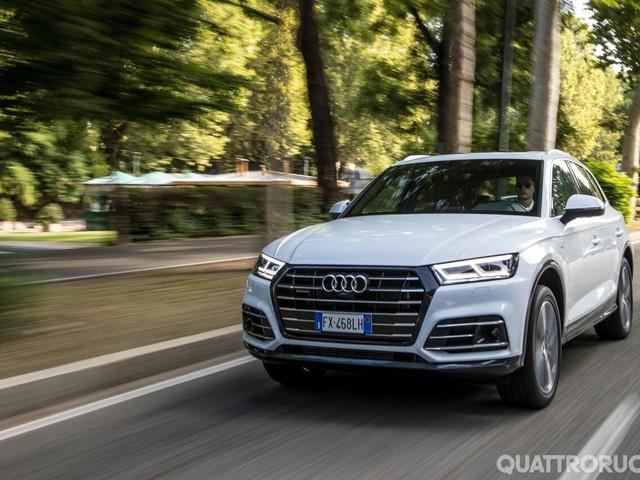 Audi Q5 - Ora il 2.0 TDI è anche mild hybrid
