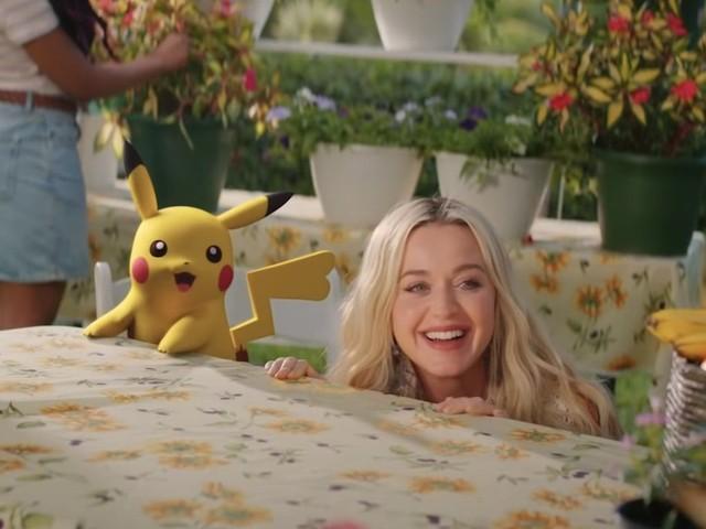 Katy Perry pubblica 'Electric' per l'anniversario dei Pokémon