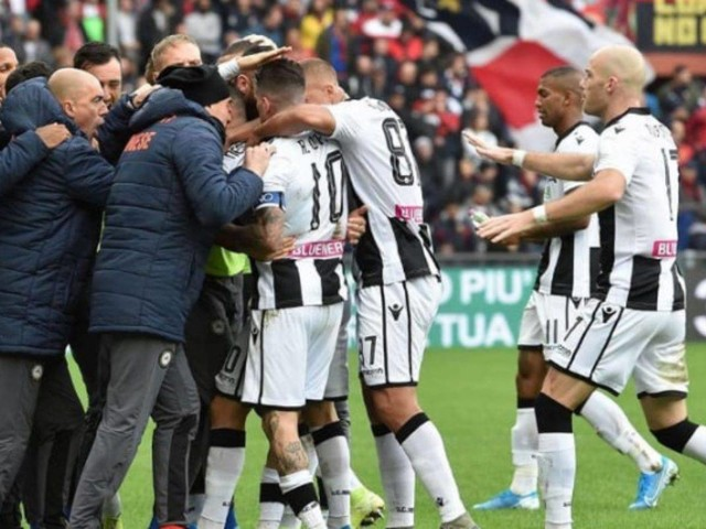 Udinese Spal diretta streaming in tv – No Rojadirecta: formazioni e dove vederla