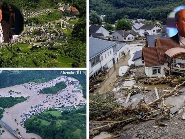 Germania: una catastrofe climatica annunciata. E l'Italia corre rischi ancora maggiori