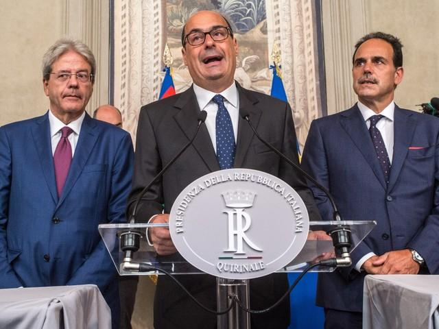 Governo, dialogo M5s-Pd: avanza la figura di un premier terzo