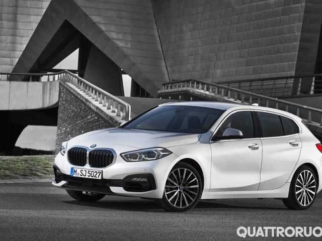 BMW Serie 1 - In Italia con prezzi da 28.100 euro