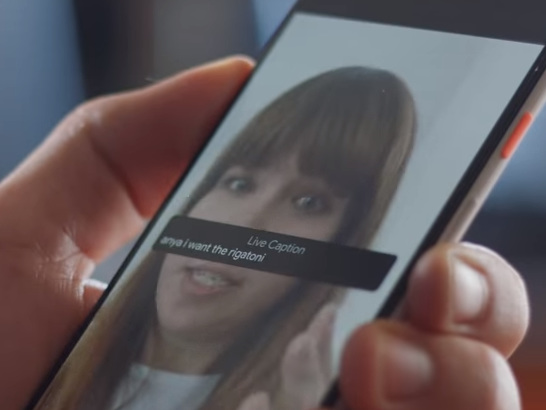 I Live Caption arrivano anche su Google Pixel 3 e Pixel 3a