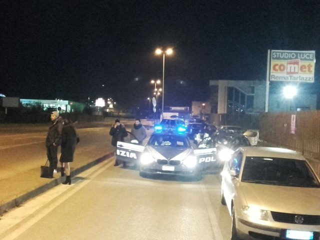 """Perugia, 3 arresti e 3 denunce per la maxi-Operazione """"Pusher"""" della Polizia"""