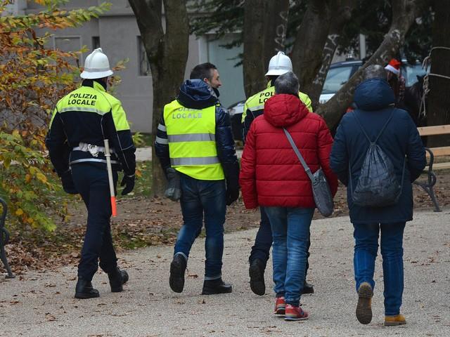 Sicurezza, «una sforbiciata» da 258mila euro Degasperi attacca. Fugatti: «Scelta tecnica»
