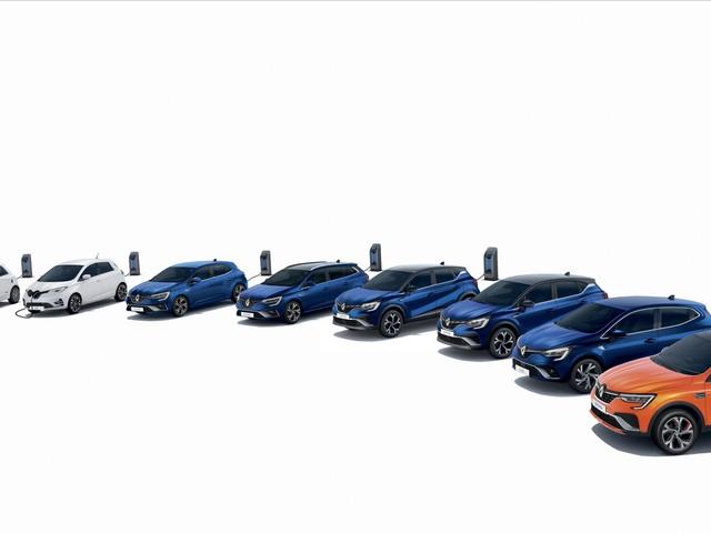Nel primo semestre Renault si conferma leader mercato elettrico in Italia