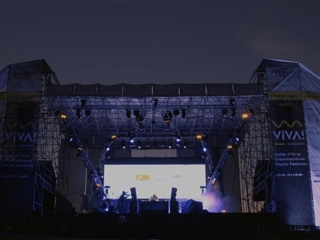 Su Sky Arte: un reportage dal Viva Festival di Locorotondo