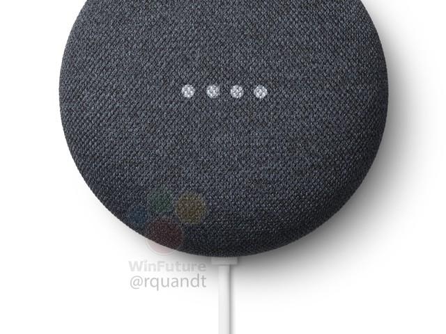 Google Nest Mini ufficiale: non sarà facile distinguerlo dal vecchio Home Mini, ma solo in apparenza