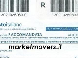 Raccomandata da Milano Roserio CMP, cosa può essere?